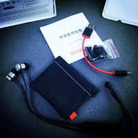 écouteur sans fil pour ipad achat en gros de-URBS Sans fil stéréo casque intra-auriculaires annulation de bruit écouteur casque Bluetooth pour iphone ipad samsung LG téléphone intelligent Drop