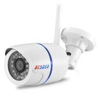 verdrahtete alarme großhandel-Besder Yoosee Wifi Onvif IP-Kamera 1080p 960p 720p Wireless Wired P2P-Alarm CCTV Bullet Außenkamera mit SD-Kartensteckplatz Max 64g T190705