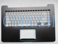 carcasa de portátil asus al por mayor-Nuevo Estuche Palm para computadora portátil Funda gris para ASUS UX530 UX530U UX530UX 13NBOFD2AP0301