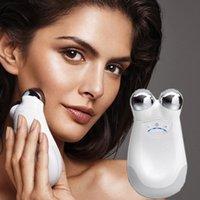 kits de instrumentos venda por atacado-Importar Instrumento NU Face Trinity Pro Facial Kit Dispositivo de Tonificação Big Package Facial Trainer Facial Cuidados Com A Pele massagem Facial Pro