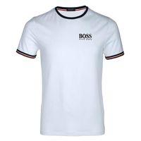 ingrosso comprare abiti estivi-2019 T-shirt di marca 3D Designer Uomo Moda, Tempo libero, Personalità, Nastro, T-shirt stampata con colletto tondo e fondo manica corta