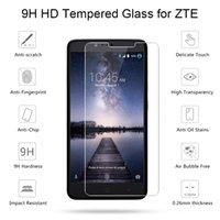 zte z9 max venda por atacado-Toughed tela de vidro para zte nubia m2 lite n2 n3 v18 vidro temperado para zte nubia z7 max n1 mini 9 h hd em z9 mini