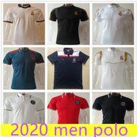 mens polo ralph großhandel-2019 2020 Real Madrid Polo Herren Ralph Hommes Designer Shirts Herren Herren Designer Polo Shirts Herren Designer T Shirts Polo