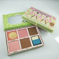 Wholesale pc palette resale online - in stock Newest maquillage brand makeup blush Eyeshadow Palette Colors bronzers highlighters Palette