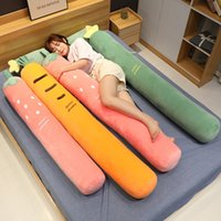 Wholesale therapy beds resale online - Cartoon Long Sleeping Support Pillow for Pregnant Body Neck Pillow Bed For Cervical Cushion Health Care