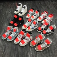 Wholesale white high top platform for sale - Group buy New Vulc High top sneakers Virgil Suede Mens Shoes platform Vulcs Black White Fashion off Women Canvas Casual Shoes Trainers Size