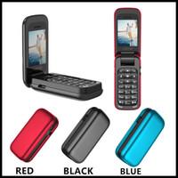 mini móviles al por mayor-L8star BM60 Mini tapa del teléfono móvil SIM + TF MP3 FM mágicas cambiador de la voz de Bluetooth Radio Dial 3.5 auriculares del auricular Jack Música Celular