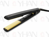 Wholesale sales straightener for sale - Group buy Hot sale V Gold Max Hair Straightener Classic Professional styler Fast Hair Straighteners Iron Hair Styling tool Good Quality