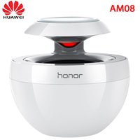 altavoz bluetooth cisne al por mayor-Altavoz Huawei Honor AM08 cisne portátil inalámbrica Bluetooth estéreo altavoz manos libres canto altavoz manos libres