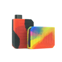 Wholesale voopoo drag silicone case for sale - Group buy Cover for Voopoo Drag Nano Kit Smoking Accessories Voopoo Drag Nano Box Mod Silicone Case Cover