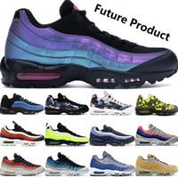 Wholesale light products for sale - Group buy 95OG Future Product game time mens designer shoes reverse stash lemon wash sail obsidian men women top quality running shoes