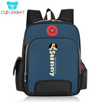 Wholesale big backpacks for school resale online - Orthopedic Children School Bags For Teenagers Boys Girls Big Capacity School Backpack Waterproof Satchel Kids Book Bag Mochila J190522