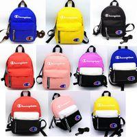 kayıp çocuğum çantası toptan satış-10 stilleri Mektup anti-kayıp Sırt Çantası çocuklar Omuz Çantaları Sırt Çantası Öğrencileri çocuklar Okul Çantası Spor açık Seyahat Depolama Sırt Çantası FFA2153