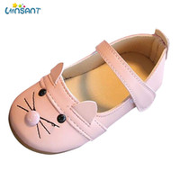 Wholesale cute sandals for girls for sale - Group buy LONSANT Children Girls Shoes Kids Summer Baby Girls Fashion Cute Cat Princess Casual Sandals Single Shoes For Infant