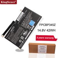 Wholesale ultrabook laptop china resale online - KingSener New FPCBP345Z Laptop Battery for Fujitsu LifeBook UH572 UH552 Ultrabook FMVNBP219 FPB0280 FPCBP345Z V mAh