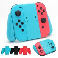 Wholesale hand game controller resale online - For Nintend Switch Joy Con Comfort Grip Handle Hand Bracket Holder Joy Con Controllers For Nintend Switch NS Game Accessories