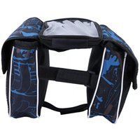 Wholesale bicycle phone holder case for sale – best Bicycle Front Tube Frame Bag Double Side Mountain Bike Phone Holder Case Storage Bag Bicycle Frame Panniers Bike Pouch Accessory