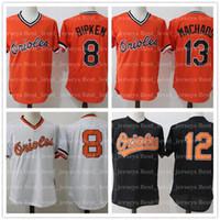 506cb13c458 cheap retro mesh Orioles 8 Cal Ripken Jr. Jersey 10 Adam Jones Jersey 13  Manny Machado Jerseys 12 Roberto Alomar J Baltimore jerseys Orioles