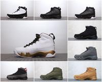heykel ücretsiz gönderim toptan satış-Kutu ile Erkekler Yüksek Kesim Basketbol Ayakkabıları 9 s HEYKEL UZAY JAM GERİ KAZANIM PAKETİ YEDEK Oreo Breds Spor Sneakers Ayakkabı Beyaz Siyah Ücretsiz nakliye