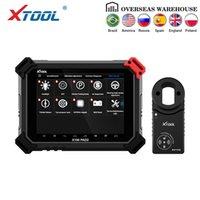 диагностический инструмент pro оптовых-X100 PAD2 Pro Professional OBD2 автомобиля диагностический инструмент с ключом программатор для VW четвёртую 5 иммобилайзера и регулировка одометра
