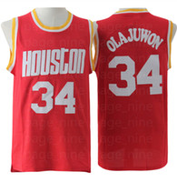separation shoes df12b a5fd3 Wholesale Hakeem Olajuwon Jersey for Resale - Group Buy ...