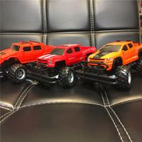 ingrosso vacanza auto-Holiday Gifts giocattolo di telecomando regalo Terra auto Cruiser senza fili telecomando auto giocattolo Boy Child 1-2-10 anni Drift veicolo della polizia