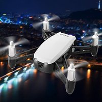 Wholesale wifi camera toy resale online - WLtoys Q818 Drone Toy Optical Flow With Dual Camera LED Light P G Wifi FPV Altitude Hold Photography Axes Aircraft