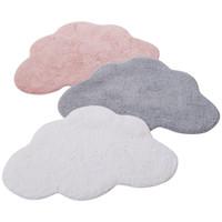 ingrosso tappeti tessili-Nordic in nuvola tappetini in cotone cotone Tessili per la casa tappetino bianco tappetini tappetino camera da letto tappetino bagno tappeti assorbenti tappetino da bagno Tappeti da bagno tappeto