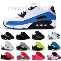 Wholesale Mens Shoes classic Men and woman Shoes Black Red White Trainer Air Cushion Surface Breathable Casual Shoes JJ520