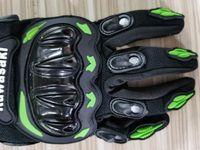 motosiklet eldivenlerini revize et toptan satış-Kawasaki Motosiklet Eldiveni Bay Bisiklet Dağ Bisikleti Guantes Motokros Luvas Dokunmatik Ekran Moto Eldiven Erkekler İlkbahar Yaz Winte3
