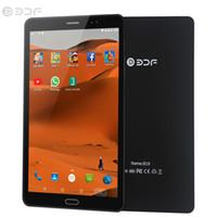 tableta quadrada 4g lte quadrado venda por atacado-4G Tablets 8 Polegada Novo Design Tablet Pc Android 6.0 Quad Core 3G 4G LTE Telefonema Móvel Dual SIM WiFi 5MP + 12MP Câmeras Duplas