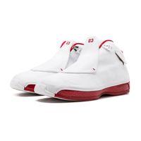 nefes alabilen açık basketbol ayakkabısı toptan satış-Sıcak satış ucuz Erkek Kadın Spor açık havada ayakkabı 18 Retro Yüksek MID OG 18 S J Lüks tasarımcı basketbol Sneakers Resmi Nefes