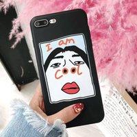 capas transparentes do iphone venda por atacado-Yunrt coreano figura dos desenhos animados