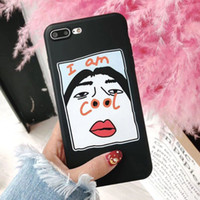 transparente i telefon fall großhandel-YunRT Korean Cartoon Figur