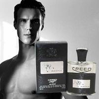 gelbe plastikgläser großhandel-Mens Sexy Charming Cologne Parfüm Französisches Parfüm Millesime Parfum (4fl.oz / 120ml