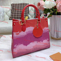 Wholesale beach totes sale for sale - Group buy Summer Escale Tie Dye Tote For Sale Designer Luxury Handbag Pastel Tote Designer Tie Dye Collection Large Tote for Beach Fun Wear