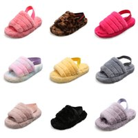 Wholesale indoor korean slippers resale online - Girls Slippers Summer Korean Version New Fashion Pearl Rhinestone Slippers Princess Indoor And Outdoor Slippers Slippets