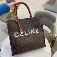 el çantası deri orijinal markalı toptan satış-Satış büyük boy moda Kadın tasarımcıları Bayanlar luxurys omuz çantası bayan Totes Kadın Crossbody çanta çanta Hakiki Deri damgaları