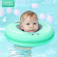 säuglingshals schwimmer ring großhandel-Baby Infant Weiche Feste Nicht Aufblasbare Float Liegen Schwimmen flot Kinder Taille Float Ring hals Schwimmt Pool Spielzeug Schwimmen Trainer
