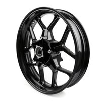Wholesale parts yzfr1 resale online - Areyourshop Motorcycle Aluminium Alloy Front Wheel Rim For Yamaha YZF R1 YZFR1 Black US Motorbike accessories Parts