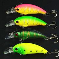 Wholesale new jig lures resale online - New Crankbait fishing Lures CM G Hard bait pesca fish lure wobbler artificial bait japan swimbait