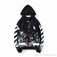 xxl hoodies hip hop venda por atacado-2019 Brand new mens hoodie dos homens da rua hip hop street sport mens hoodies designer de solto fit heron preston moletom moletom m-xxl