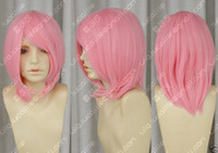 Wholesale naruto costume sakura haruno cosplay for sale - Group buy lt lt NARUTO Haruno Sakura Pink Anime Cosplay Costume Wig Free CAP Track