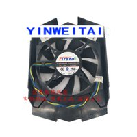 Wholesale 12v fan for cooling for sale - Group buy GPU VGA cooler fan FD8015U12S V A For ASUS GTX750TI GTX TI video graphics card cooling PLA08015S12HH AUC0912VBA01