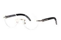 модные солнцезащитные очки real оптовых-2019 модный бренд овальные солнцезащитные очки Буффало с металлическим каркасом из натурального дерева дизайнерские солнцезащитные очки брендов для мужчин старинные деревянные очки с красной коробкой