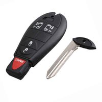 Buttos For Chrysler Dodge Grand Caravan Country Town 2008-2015 433Mhz PCF7941 chip Keyless Remote Car Key Fob