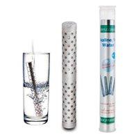 varitas nano al por mayor-Nueva barra de agua alcalina, varita de agua alcalina, barra de energía nano, barra de agua iónica, barra de filtro de agua