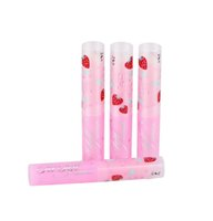 magischer rosa lippenstift großhandel-Frauen Süße Erdbeere Farbe lippenbalsam Magie Nette Lippenstift Rosa Farbe Feuchtigkeitscreme Nahrhaft Lippenstift Schönheit
