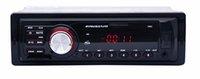 interface de lecteur mp3 achat en gros de-5983 Autoradio Auto Audio Stéréo Lecteur MP3 Prise en charge FM SD AUX Interface USB pour véhicule au tableau de bord 1 entrée récepteur Récepteur Livraison gratuite