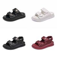 Wholesale mens gray flip flops resale online - Sandals Women Shoes Gladiator MenS Sandals Summer Fashion Man Flip Flops Gray Black Flat Shoes Male Big Size
